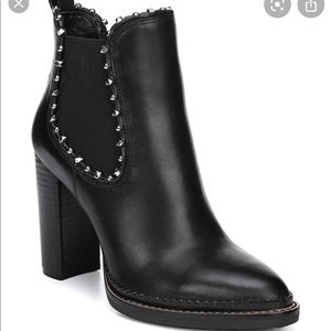 Salma Studded Chelsea Boot only worn twice!